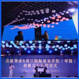 LED RGB de elevación de la etapa de la luz de DJ bola