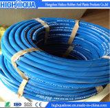Boyau hydraulique DIN En853 1sn de boyau en caoutchouc à haute pression tressé de fil d'acier