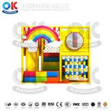 De grootte past de Aantrekkelijke BinnenSpeelplaats van de Kwaliteit van het Ontwerp Uitstekende voor Huis aan