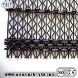 Estrazione mineraria dell'acciaio 55 che setaccia maglia per la macchina del frantoio