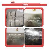 Perfect Laser Handheld CNC DOT Pin Marking Machine pour pièces métalliques