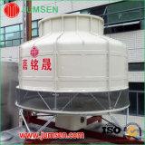 Torretta rotonda a basso rumore economizzatrice d'energia industriale del dispositivo di raffreddamento