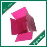 Caixa de papel ondulada impressa superfície do Rsc