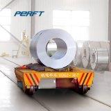 Veicolo piano di trasporto su rotaie di industria della lavorazione dell'alluminio per trattare