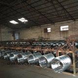 Galvanisierter Eisen-Draht des kohlenstoffarmen Stahl-Q195 Galvano