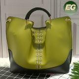 Prezzo poco costoso Sh280 di grande di formato di modo della donna del sacchetto nuovo di stile della signora Tote stile europeo del sacchetto