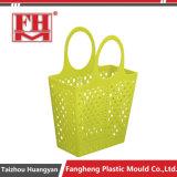 Moulage en plastique de sac de caisse de panier de mémoire de Laudry de vêtements d'injection