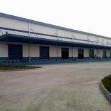 Estructura de acero de bajo coste Almacén de Qingdao