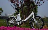 """Bicicletta elettrica pieghevole astuta del motore senza spazzola del mozzo con 20 """" rotelle"""