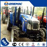 Die Lutong Landwirtschaft bearbeitet 4WD 55HP Bauernhof-Rad-Traktor Lyh554 maschinell