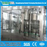 Het Vullen van het Water van de Fles van het glas Plastic Machine