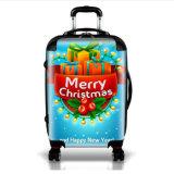 Carry-on Bw1-088 катит чемодан частей ручек PC+ABS пластичный мягкий