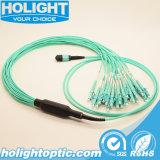 24 de Types van kern MPO van de Optische Kabels van de Vezel
