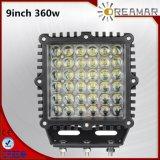 360W 9 pollici - indicatore luminoso di guida di veicoli di alto potere LED, certificazione dei Rhos di 6000K IP67