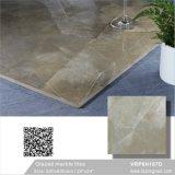 600x600mm China Foshan cor cinza em mármore com vidro polido de azulejos do piso de porcelana (VRP6H187D)