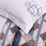工場供給のホテルのための安価な200t寝具の織物