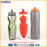Venta caliente al aire libre Camping PE botellas de plástico para agua