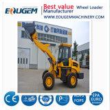 Pequeño mini cargador 920 de la rueda de China