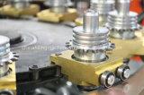 Maquinaria plástica automática del moldeo por insuflación de aire comprimido de la botella