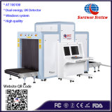 Рентгеновская система рентгеновского багаж сканер операции на нескольких языках