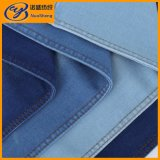 ткань джинсовой ткани Spandex рейона полиэфира хлопка 9.4OZ для джинсыов и шинели женщин