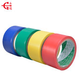 La presión de caucho adhesivo sensible a la cinta adhesiva de PVC