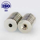 Industriële Countersink NdFeB Magneet voor Sensor