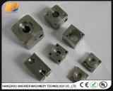 Piezas de torneado del CNC para las piezas del ordenador y telecomunicaciones con la muestra libre