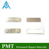 Dispositif de fixation d'aimants permanents avec du matériau de Mangetic de néodyme