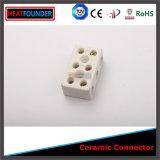 Conector de cerámica 25A de la terminal de alambre