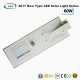 Einteiliges Solar-LED-Straßenlaterne60W