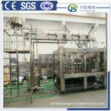 Automatische Het Afdekken van het Flessenvullen van /Water/Milk van de Lopende band Vloeibare Machine