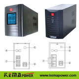 Tipo SMD 1250VA Off-line UPS interactiva com ecrã LCD ou LED
