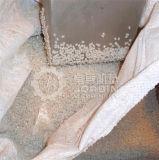 Os pigmentos inorgânicos Masterbatch de cor e PE fibra de vidro com CaCO3 máquina extrusora