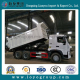 Camion de dumper de HOWO A7 371HP 6X4