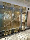 Étage aux partitions de diviseurs de pièce d'acier inoxydable de plafond