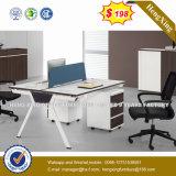 Personen-Sitzbüro-Partition der Form-Büro-Möbel-4 (HX-6M086)