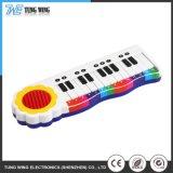 Настраиваемые красочные детского музыкального образования пластмассовые игрушки