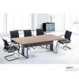 사무실 책상 작풍 여러가지 강철 다리 회의 테이블