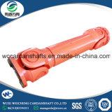 Eje de cardán de la junta universal de SWC490A de equipos industriales y de componentes