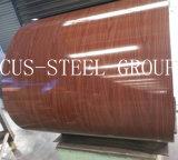 塗られた電流を通された鋼鉄コイルかPrepainted鋼板またはカラーによって塗られるコイル