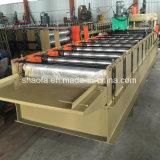 機械を作る専門の製造業機械か波形の屋根シートのタイル