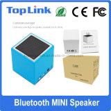 Usine libre de haut-parleur de mini de cube main portative mono de Bluetooth