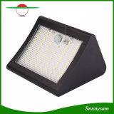 38 светодиодный индикатор солнечной энергии на пассивные инфракрасные детекторы движения датчик освещения сада открытый канал солнечного света на стене