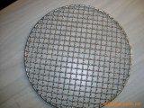 ステンレス鋼の鉱山のふるいスクリーンの網のためのひだを付けられた金網