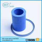 Tubo del Semi-Producto PTFE del Teflon + de la fibra de vidrio
