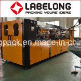 Máquina automática del moldeo por insuflación de aire comprimido para el agua
