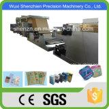 기계를 만드는 SGS 표준 고속 자동적인 종이 봉지