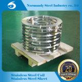 熱間圧延のステンレス鋼のストリップ
