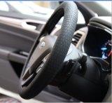 Carro Anti-Slippy silicone TAMPA VOLANTE DE DIRECÇÃO
